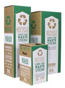 TerraCycle zero waste box