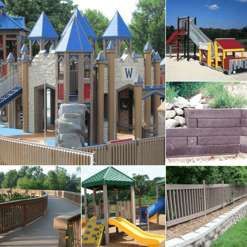 SelectForce® and FiberForce® Parks and Rec Applications