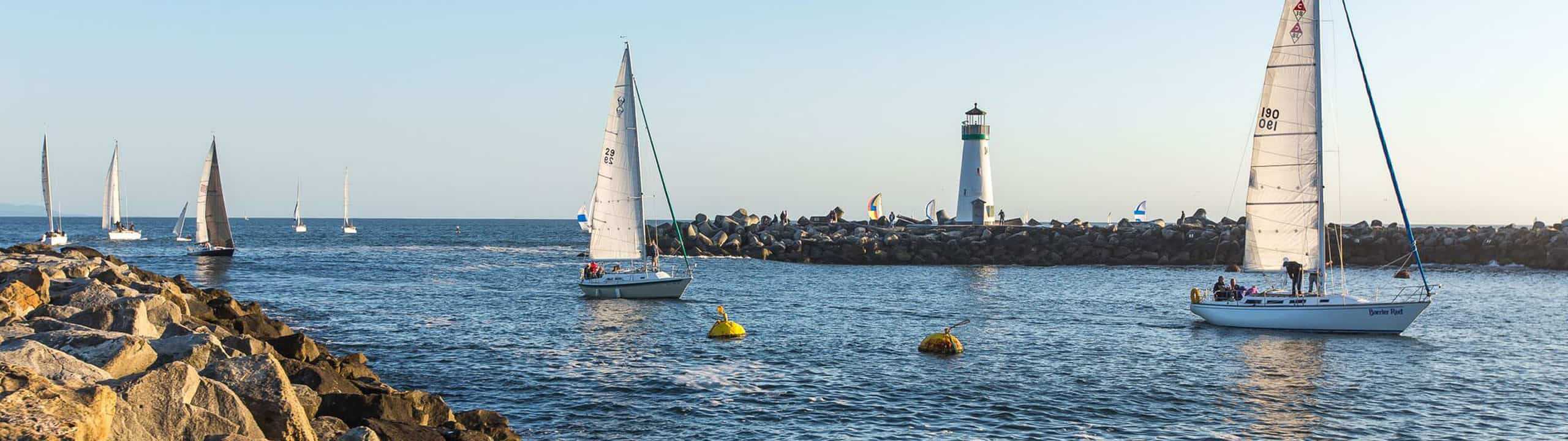 Santa Cruz Harbor uses FiberForce Material in rebuild