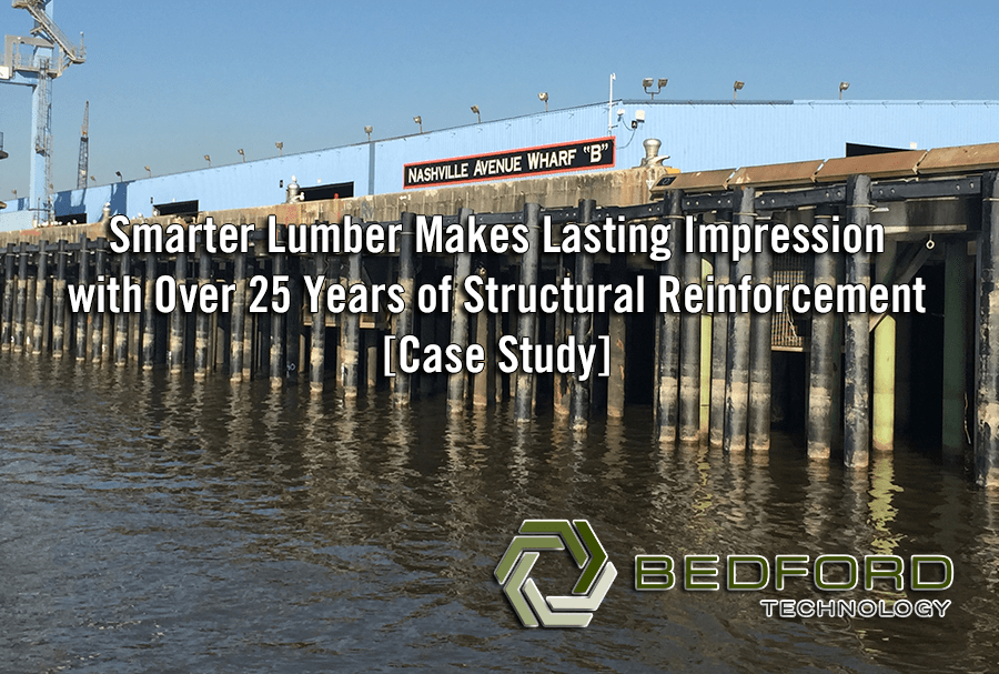 Smarter Lumber Makes Lasting Impression with Over 25 Years of Structural Reinforcement