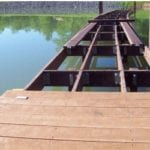 boardwalk substructure
