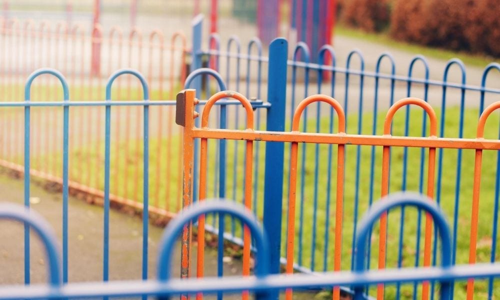 Tips for Designing Playground Fencing