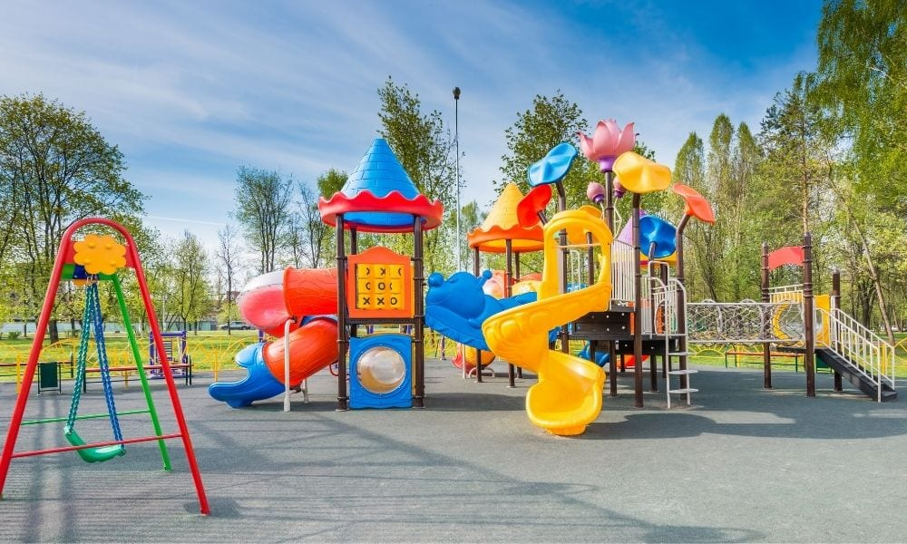 Ways To Make Playgrounds Safer