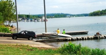 Design Criteria for Boat Ramps